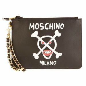 Moschino Couture X Jeremy Scott Skull Skelly Bag